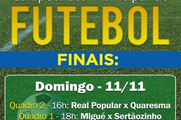 e89e2d6df2 Real Popular e Quaresma vencem semifinais e decidem título no quadro 2 do  municipal de futebol